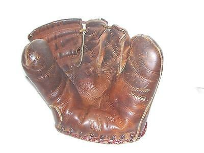 Vintage Rawlings Stan The Man Musial Playmaker Model Leather Baseball Glove Pmm