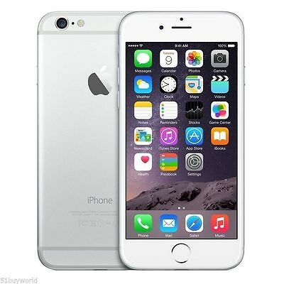 New Apple iphone 6/4s 16G 64G 128GB Unlocked 4G LTE Gold Silver Grey Smartphone