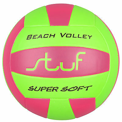 Stuf Beach Soft Beachvolleyball Sportball Beach-Volleyball Strandball NEU TOP