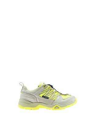 CMP Trekking Shoes Hiking Boots Yellow Sirius Low Cord Waterproof