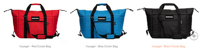 NorChill Soft Side Coolers - Voyager Canvas Series