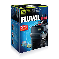 Fluval 206 External Canister Aquarium Filter A207