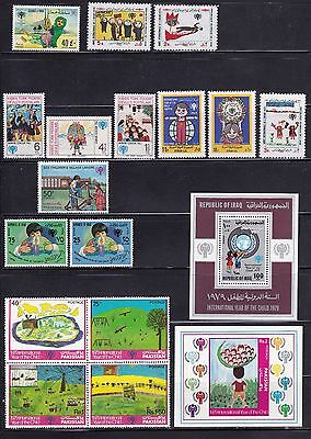 1979-80 Middle Eastern International Year of the Child~
