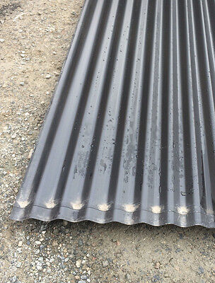 Clearance Colorbond Night Sky Corrugated 2175mm Roofing Sheets 1306