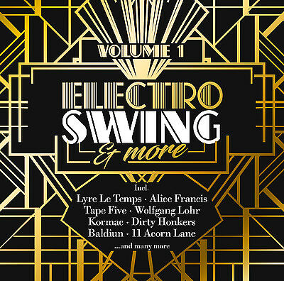 CD Electro Swing & More Vol. 1 von Various Artists