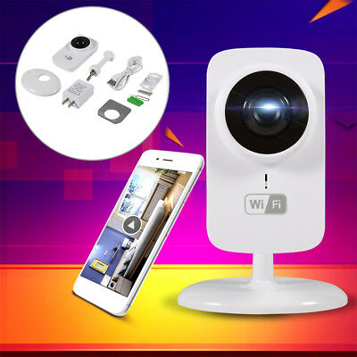 HD 720P Wireless Wifi Baby Monitor Camera Night Vision for IOS Android Phones