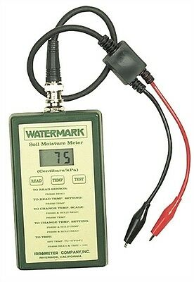Irrometer Watermark Soil Moisture Sensor Water Digital Read Out Meter 30-KTCD-NL