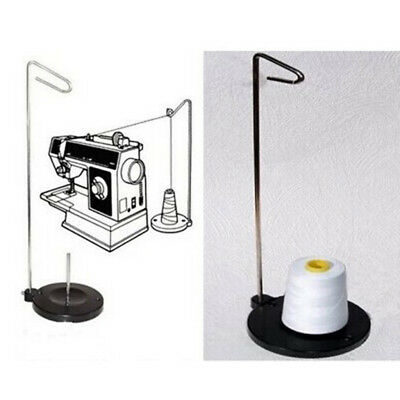 Single Embroidery Thread Spool Hold Stand Serger Sewing Machine Accessories