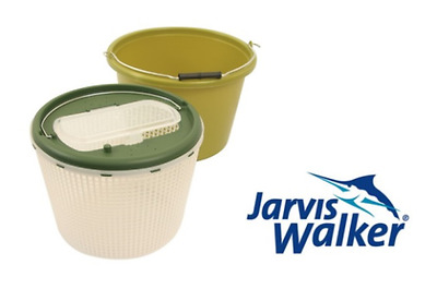 Jarvis Walker Live Bait Bucket with or without Aerator