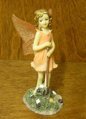 """Dezine Fairy Collection #5942 EARTHA, 5"""",  NEW From Retail Store"""