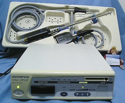 Olympus OTV-S7 Endoeye System, Camera console with A50003A