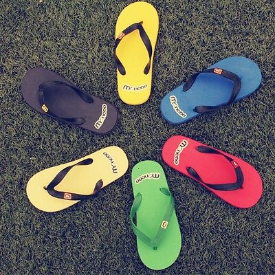Men's Summer Fashion Casual Flip-flops Slippers  Beach Shoes Traveling