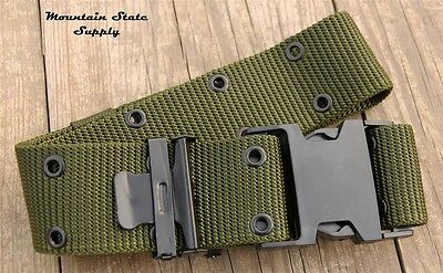 Nylon Tactical Military Heavy Duty Gear Belt for Pouches Canteen Pistol Holster