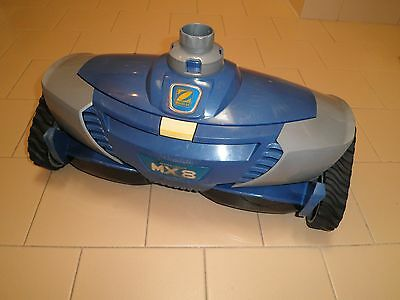 Baracuda  Barracuda  Zodiac Mx8 Auto Swimming Pool Cleaner Fully Reconditioned
