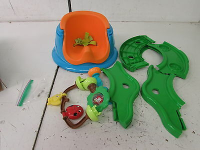 Summer Infant 3-Stage SuperSeat, Forest Friends - Neutral 13420Z