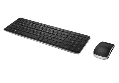 Dell KM714 Wireless Tastatur und Maus-Set (580-18380)
