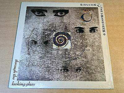 EX/EX !! Siouxsie And The Banshees/Through The Looking Glass/1987 Wonderland LP
