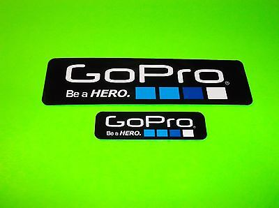Go Pro Gopro Hero 1 2 3 Hd Camera Video Recorder Camcorder Oem Stickers Decals