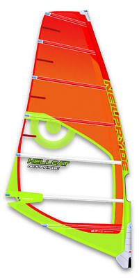Hellcat C2 red Windsurf Segel Neilpryde 2016