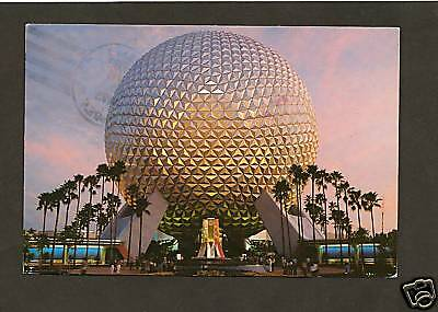 Geosphere, Epcot Center, Florida *