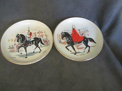 E1 Wade Life Guards & Trooper 2 Miniature Plate Coasters