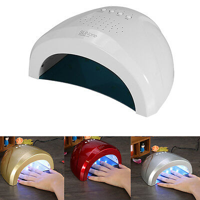 Professional SUNone 36W Manicure Tool UV / LED Phototherapy Nail Gel Lamp