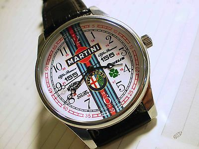 Alfa Romeo 155-156  Martini Racing Team 1990's Touring Car Championships Watch.