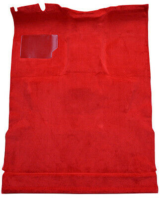 1980-1996 Ford F-150 Extended Cab 2WD Automatic Cutpile Replacement Carpet Kit