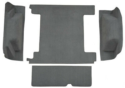 1974-1976 Ford Bronco Cutpile Carpet Cargo Area with 2 Gas Tanks