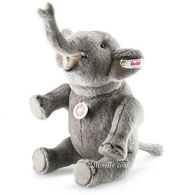 Steiff Elephant Nelly Alpaca Boxed Numbered Limited Edition  EAN 021688 NEW NRFB
