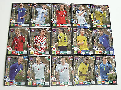 Panini Adrenalyn XL Road to World Cup 2018 - Limited Edition zum Aussuchen