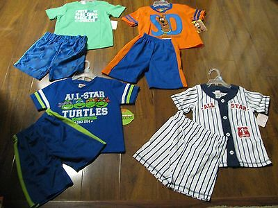8 Pc. Lot  Infant Baby Boys Clothes 24 Months Spring 24M Outfits Sets NWT