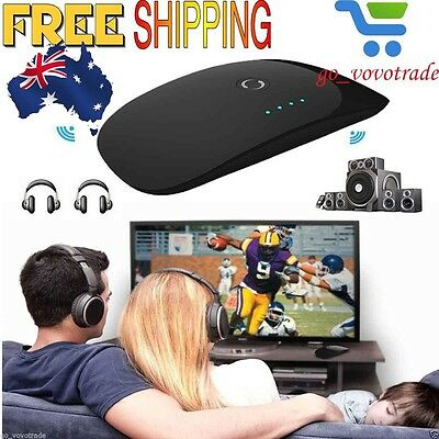 2in1 Bluetooth Transmitter + Receiver Wireless A2DP Stereo Audio Music Adapter