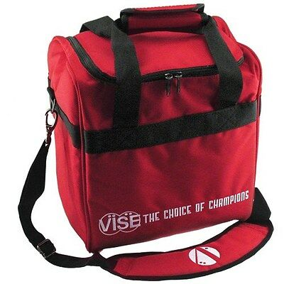 Vise 1 Ball Single Tote Bowling Bag
