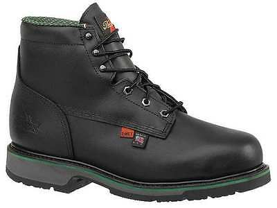 Size 10 Work Boots, Men's, Black, Steel Toe, D, Thorogood Shoes
