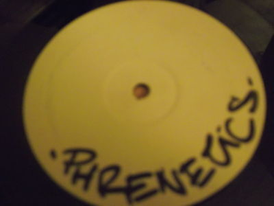 Phrenetic ‎– Your Time / The Darkness (Guerrilla Tactics)(BREAKBEAT)(VG COND)