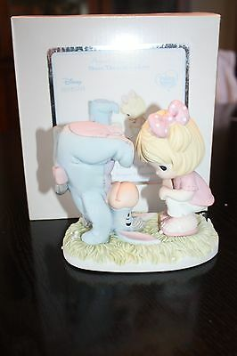 Eeyore Girl Precious Moments Figurine Some Days Have Ups And Downs Disney MIB