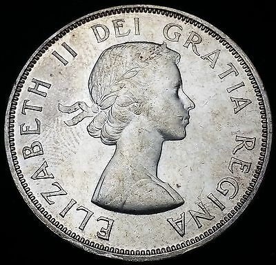 1961 Canada 80% Silver $1 Dollar ***Great Condition*** Free Combined S/H