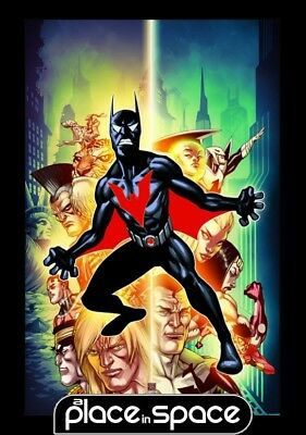 Batman Beyond Vol 01 Brave New Worlds - Graphic Novel