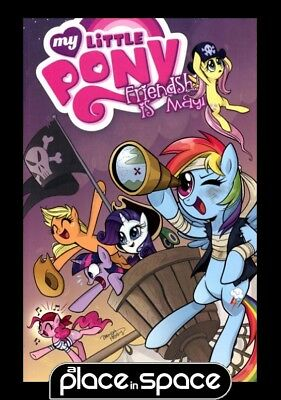 My Little Pony Friendship Is Magic Vol 04 - Softcover