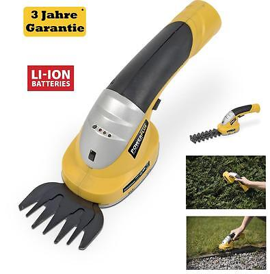 Battery Grass Clippers Grass Shears Shrub Shears Hedge Trimmer