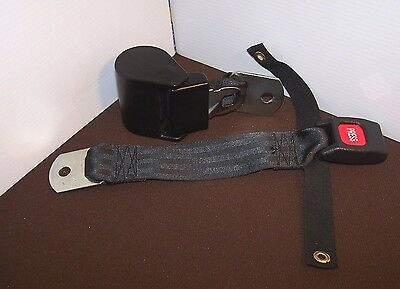 Bruno Stair Lift - SEAT BELT ASSEMBLY - Removed from Bruno CRE-2110 - USED Beams