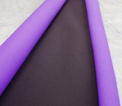 Neoprene wetsuit drysuit material fabric sheet sheets Purple