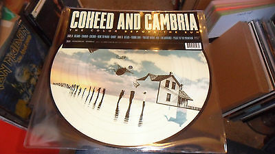 Coheed And Cambria.color Before The Sun.album Picture Disc New