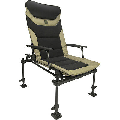 Korum NEW X25 Accessory Match & Feeder Deluxe Chair - All Accessories Available