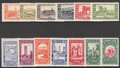 Algeria 1930 Mint Centenary Stamp Set