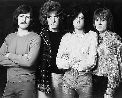"Led Zepplin 10"" x 8"" Photograph no 10"