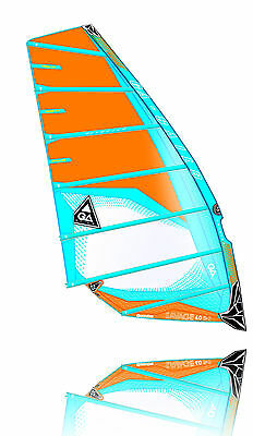 Savage 8,6 C1 blue orange Windsurf Segel Ga Gaastra 2015