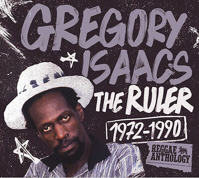 Gregory Isaacs The Ruler 1972 1990 Lp Vinyl 33Rpm New