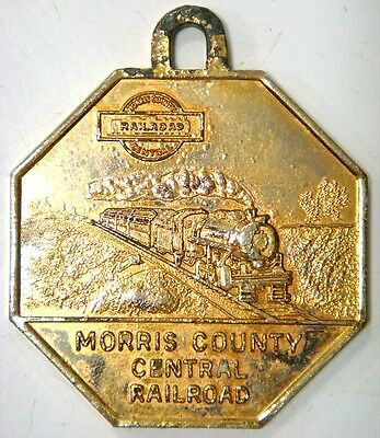 Morris County Central Railroad, I bring Good Luck